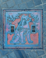 Hachiko drain cover